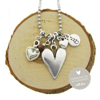 ketting ball chain Big-Bunch-Of-love handgemaakte ketting