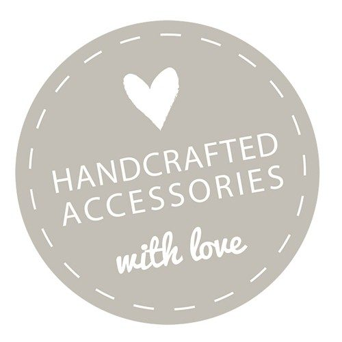 handcrafted accessories with love