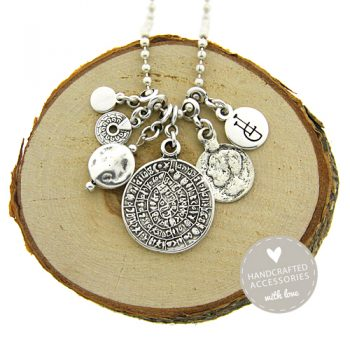 Ketting ball chain Big-Bunch-of-Coins