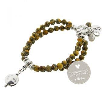 AEL.-E1707-armband-elastiek-dubbel-geel-Jasper